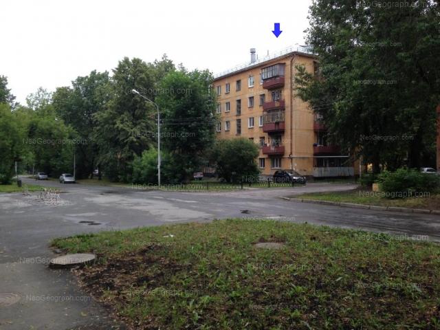 Адрес(а) на фотографии: улица Калинина, 65, Екатеринбург