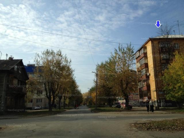 Адрес(а) на фотографии: улица Калинина, 63, 65, Екатеринбург