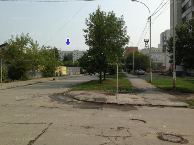 Адрес(а) на фотографии: улица Старых Большевиков, 75, Екатеринбург