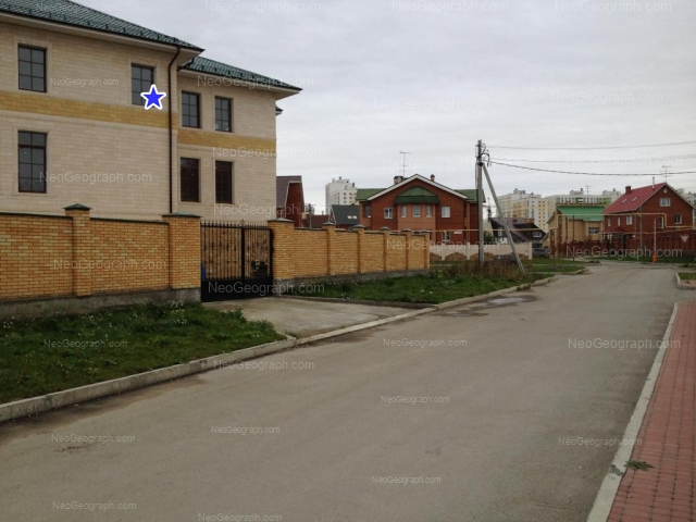 Адрес(а) на фотографии: Колокольная улица, 64, Екатеринбург