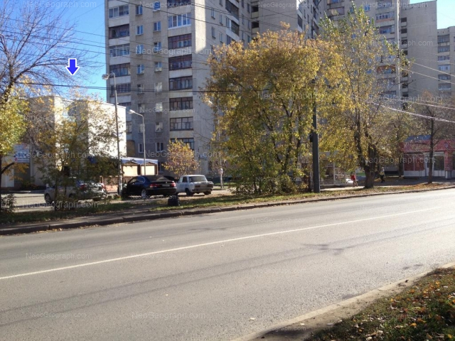 Address(es) on photo: 40-letiya Oktiabrya street, 50, 52, 54, Yekaterinburg
