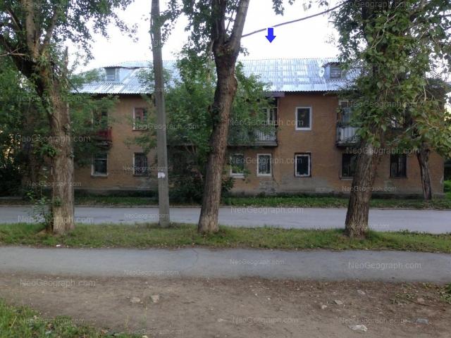 Адрес(а) на фотографии: Даниловская улица, 25, Екатеринбург