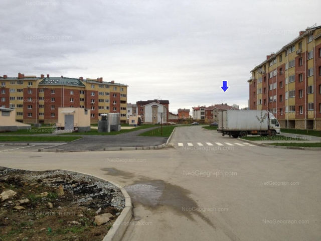 Address(es) on photo: Koltsevaya street, 45, 47, 51, Yekaterinburg
