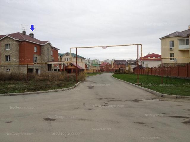 Address(es) on photo: Koltsevaya street, 51, 70, Yekaterinburg