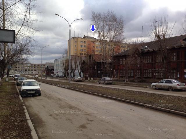 Адрес(а) на фотографии: Латвийская улица, 3А, 5, 11, Екатеринбург