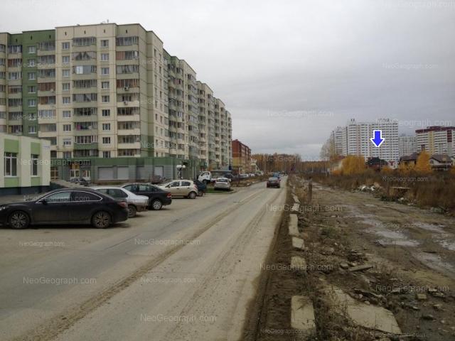 Адрес(а) на фотографии: улица Краснолесья, 43, Екатеринбург
