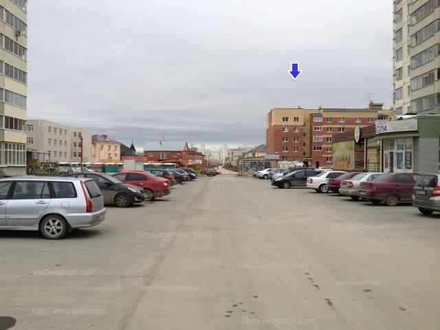 Адрес(а) на фотографии: Колокольная улица, 34, 35, 36, 39, Екатеринбург