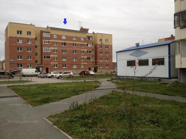 Адрес(а) на фотографии: Колокольная улица, 35, Екатеринбург