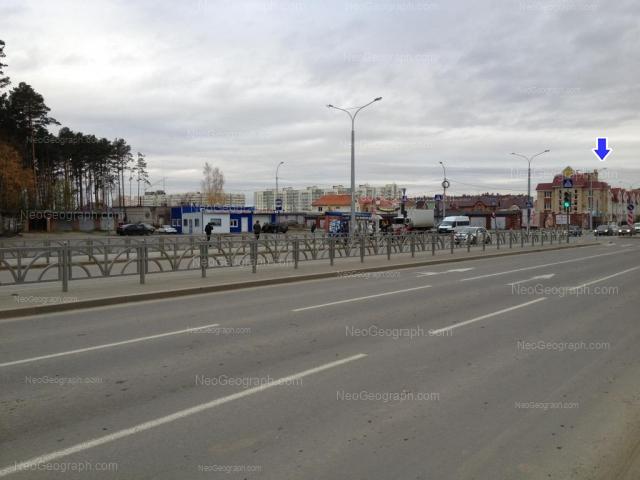 Адрес(а) на фотографии: улица Краснолесья, 23/1, Екатеринбург