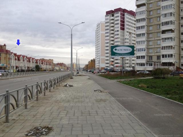 Адрес(а) на фотографии: улица Краснолесья, 20, 23/1, 23/2, 23/3, 28, Екатеринбург