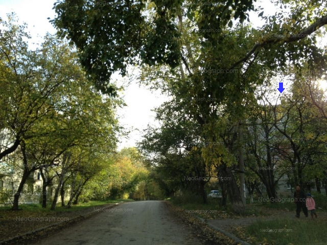 Адрес(а) на фотографии: Сажинская улица, 1, 4, Екатеринбург