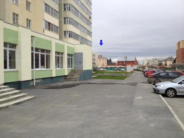 Адрес(а) на фотографии: Колокольная улица, 34, 36, Екатеринбург