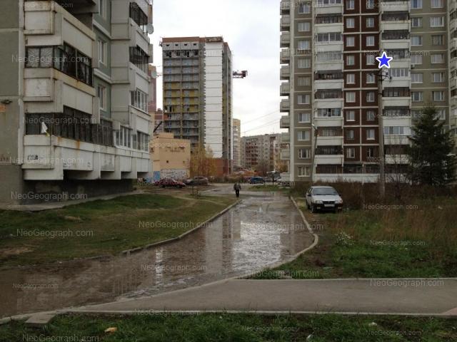 Адрес(а) на фотографии: улица Краснолесья, 14/3, 16, 18, Екатеринбург