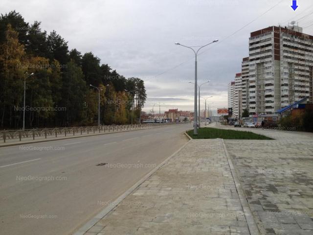 Адрес(а) на фотографии: улица Краснолесья, 16, Екатеринбург