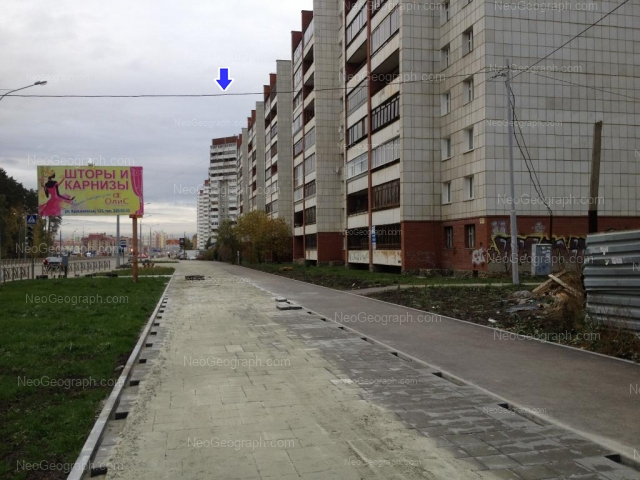Адрес(а) на фотографии: улица Краснолесья, 14/1, 16, Екатеринбург