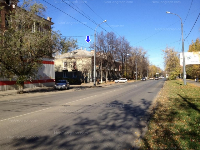 Address(es) on photo: 40-letiya Oktiabrya street, 47, 49, Yekaterinburg