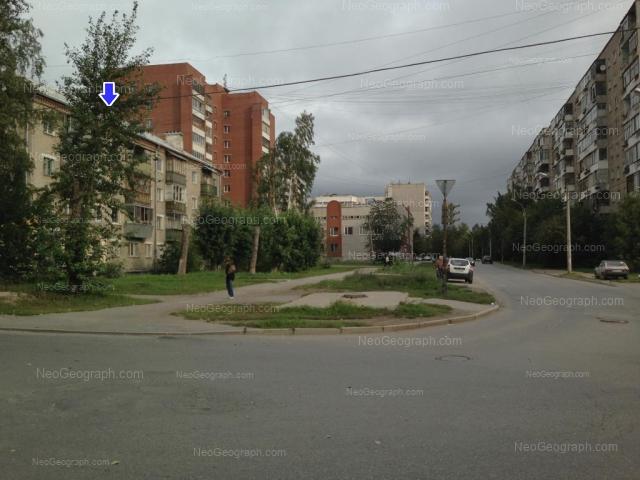 Адрес(а) на фотографии: Агрономическая улица, 10, 12, Екатеринбург