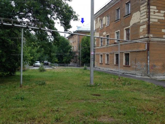 Адрес(а) на фотографии: Симбирский переулок, 3, 5, Екатеринбург