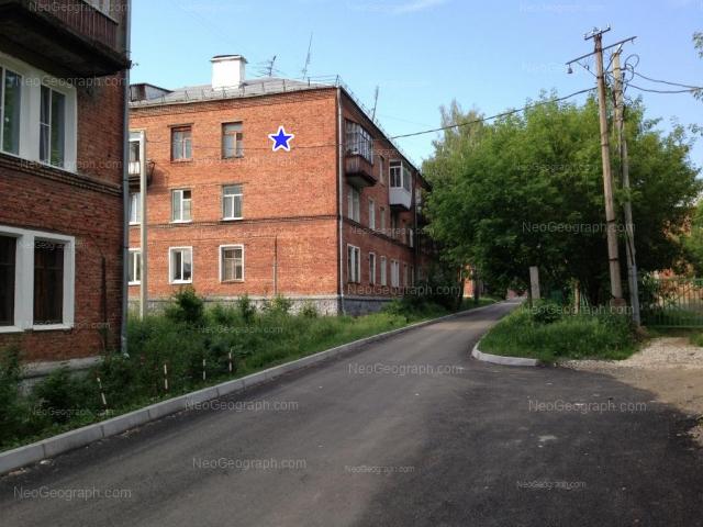 Адрес(а) на фотографии: улица Бакинских Комиссаров, 21, Екатеринбург
