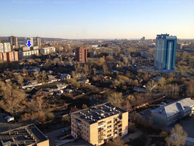 Адрес(а) на фотографии: Шишимская улица, 13, 17, 18, Екатеринбург
