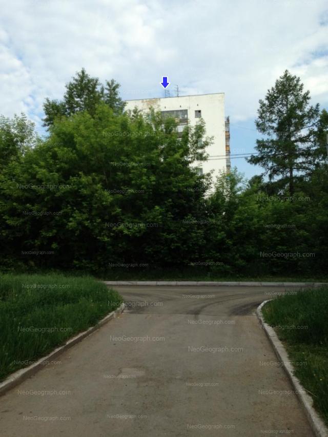Адрес(а) на фотографии: Кировградская улица, 49Б, Екатеринбург