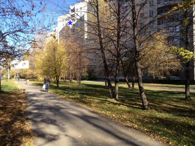 Address(es) on photo: 40-letiya Oktiabrya street, 48, 50, Yekaterinburg