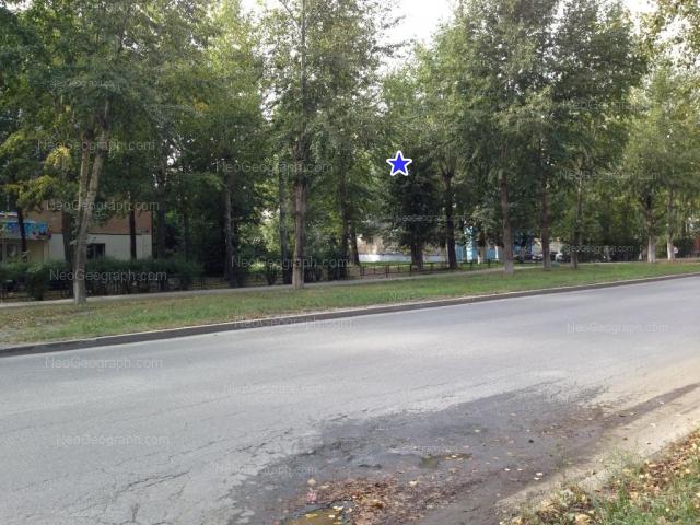 Address(es) on photo: Voennaya street, 13, 15, Yekaterinburg