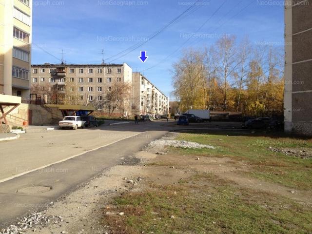 Address(es) on photo: Patriotov street, 6 к2, 8, 10, 10А, Yekaterinburg