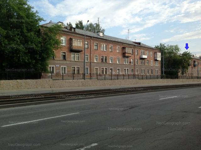 Адрес(а) на фотографии: улица Бакинских Комиссаров, 19, 23, Екатеринбург