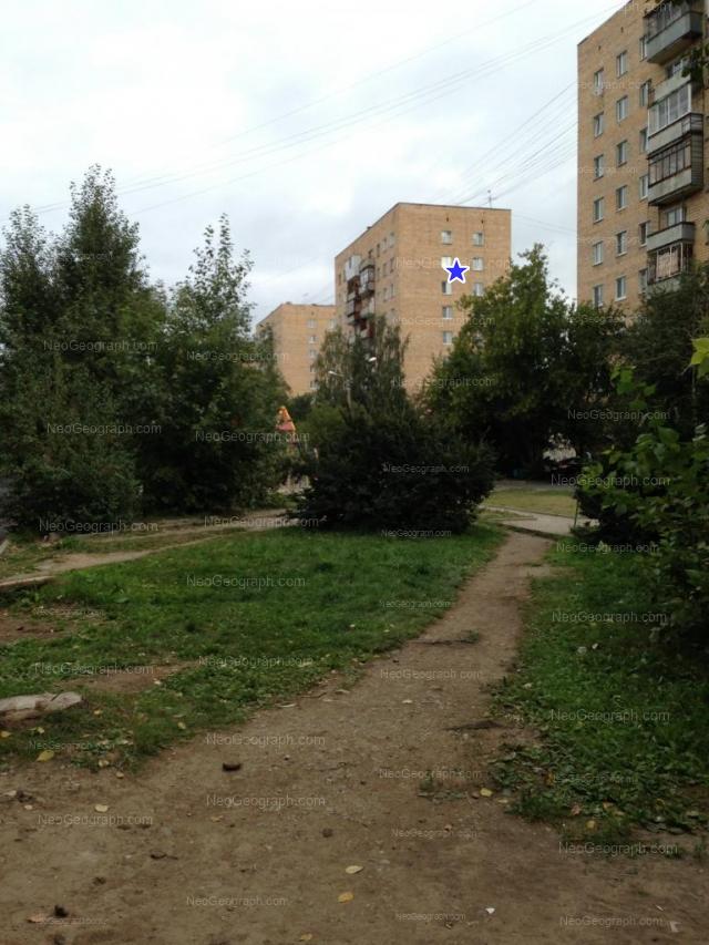 Адрес(а) на фотографии: улица Титова, 18, 22, 26, Екатеринбург