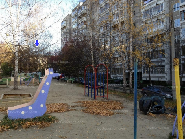 Address(es) on photo: Altaiskaya street, 64, 66, 70, Yekaterinburg