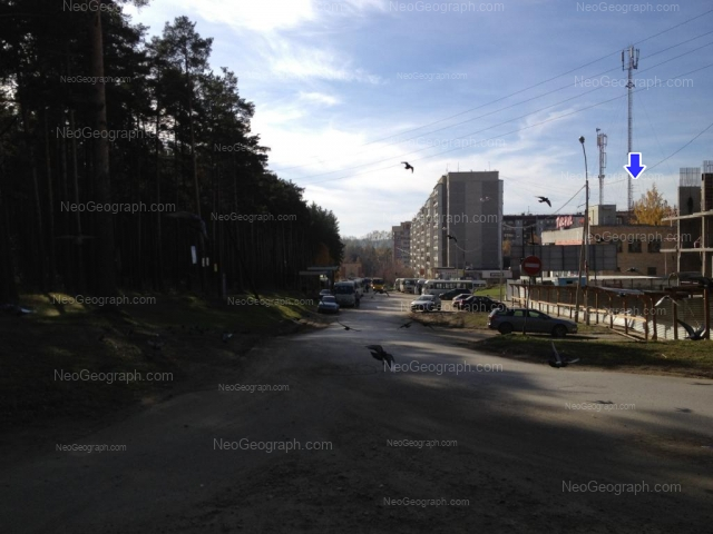 Address(es) on photo: Altaiskaya street, 64, 70, Yekaterinburg