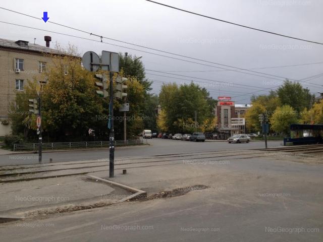 Адрес(а) на фотографии: улица Титова, 17, 19, Екатеринбург