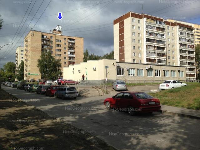 Адрес(а) на фотографии: Братская улица, 10а, 12, Екатеринбург