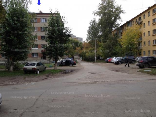 Адрес(а) на фотографии: Братская улица, 11, 13, Екатеринбург