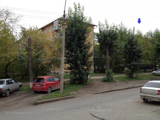 Адрес(а) на фотографии: Братская улица, 9, 11, Екатеринбург