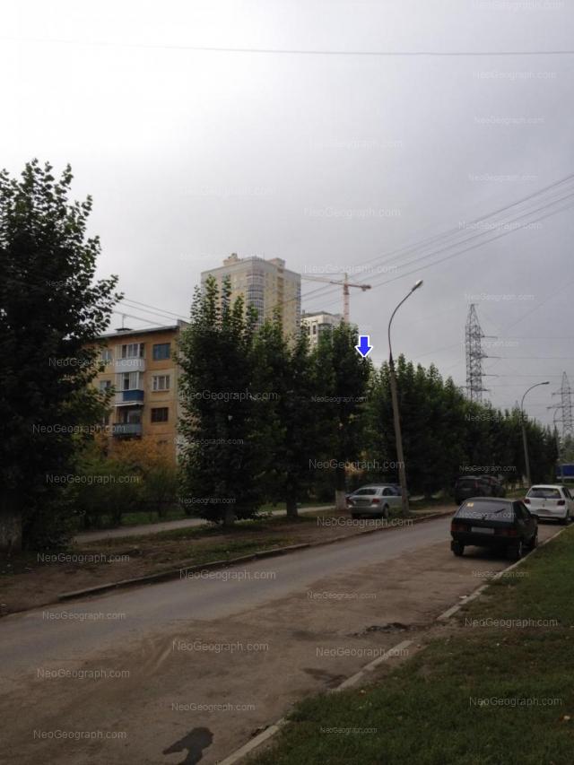 Адрес(а) на фотографии: Братская улица, 21, 23, Екатеринбург