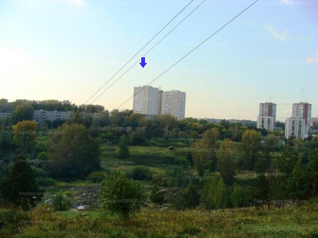 Адрес(а) на фотографии: Короткий переулок, 5/1, 5/2, Екатеринбург