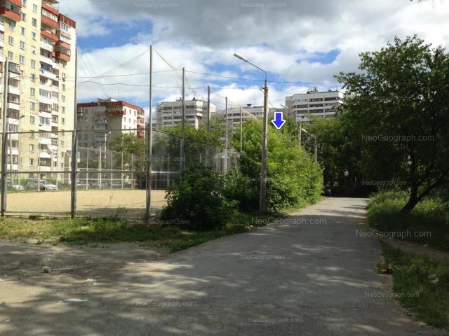 Адрес(а) на фотографии: улица Уральских Рабочих, 36А, 42, Екатеринбург