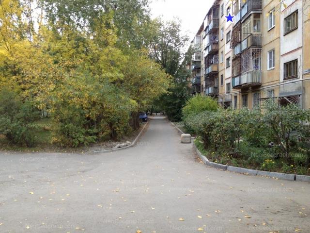 Адрес(а) на фотографии: улица Патриса Лумумбы, 23, Екатеринбург