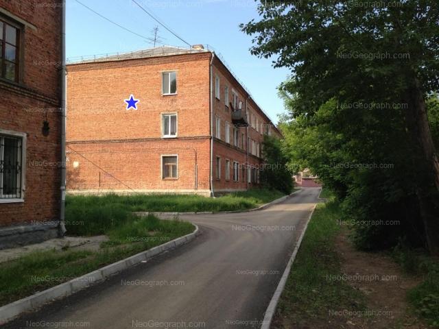 Адрес(а) на фотографии: улица Бакинских Комиссаров, 17, Екатеринбург
