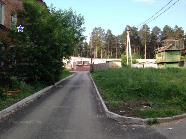 Адрес(а) на фотографии: улица Бакинских Комиссаров, 13, 17, Екатеринбург