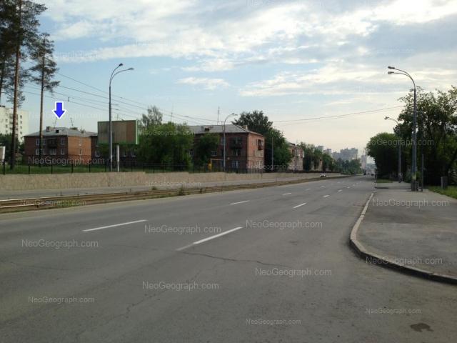 Адрес(а) на фотографии: улица Бакинских Комиссаров, 15, 17, Екатеринбург