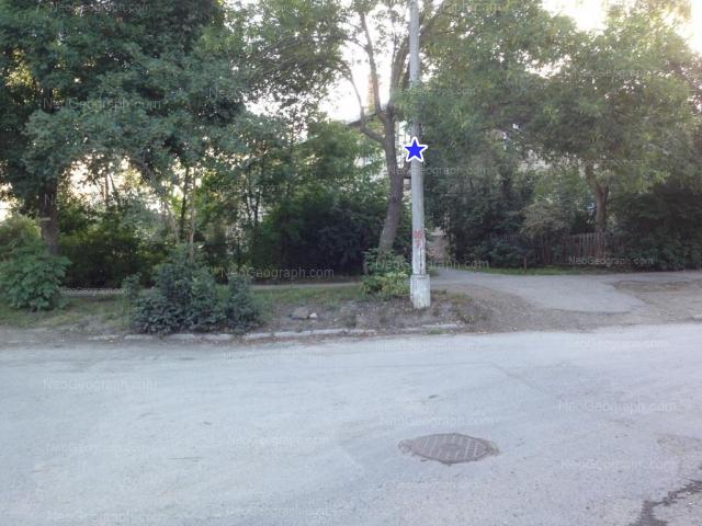Адрес(а) на фотографии: улица Ползунова, 14, Екатеринбург