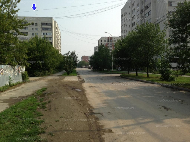 Address(es) on photo: Stachek street, 55, 57, 59, Yekaterinburg