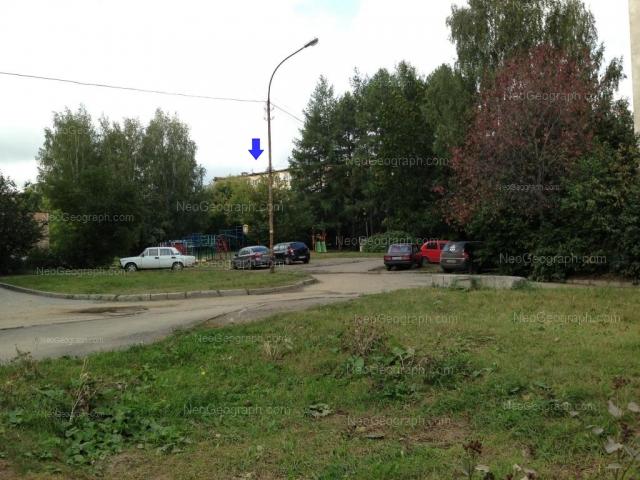 Адрес(а) на фотографии: улица Патриса Лумумбы, 29б, Екатеринбург