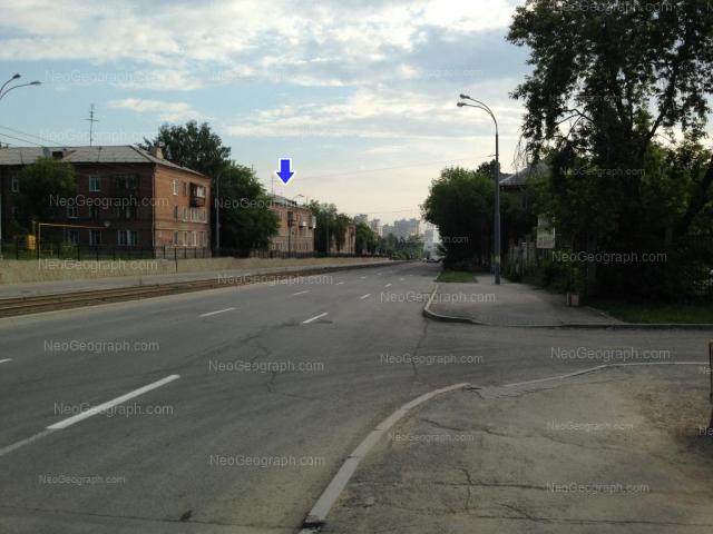 Адрес(а) на фотографии: улица Бакинских Комиссаров, 10, 15, 19, Екатеринбург