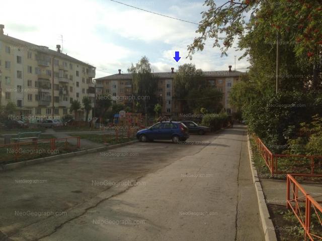 Адрес(а) на фотографии: улица Титова, 40, 42, Екатеринбург