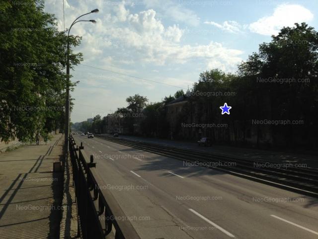 Адрес(а) на фотографии: улица Бакинских Комиссаров, 14, Екатеринбург