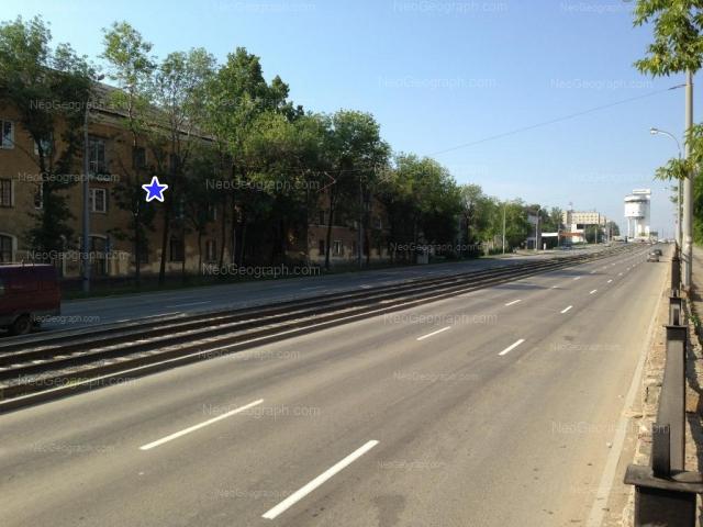 Адрес(а) на фотографии: улица Бакинских Комиссаров, 10, 14, Екатеринбург